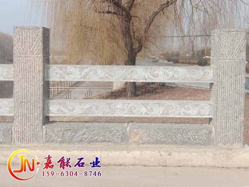石栏杆加工需要注意哪些事项
